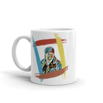 "King Of The Kickboxers ""I Care Jackson!!!"" No Text 11oz Coffee Mug"