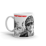 "NRNS3 ""Blood Brothers"" 11oz Coffee Mug"