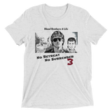 "NRNS3 ""Blood Brothers 4 Life"" T-shirt #1 – White"