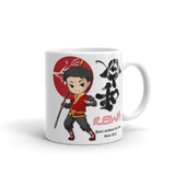 Reiwa Era Best Wishes Drinking Mugs (2019)