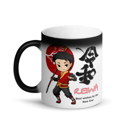 Reiwa Era Magical Mugs!