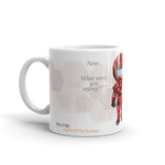 Dark Office Humor Mugs (Red Dragon Clan #1)