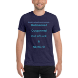 C.D.U.L.O: Tech Support (Capt. Corey Bryons) T-shirt