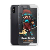 Dark Office Humor: iPhone Cases (Boss Mode Activated)