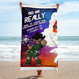 C.D.U.L.O.: Franklin (Beach Towel)