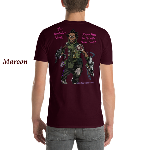 C.D.U.L.O: The Mechanic (1st LT. Spallenni) T-Shirt
