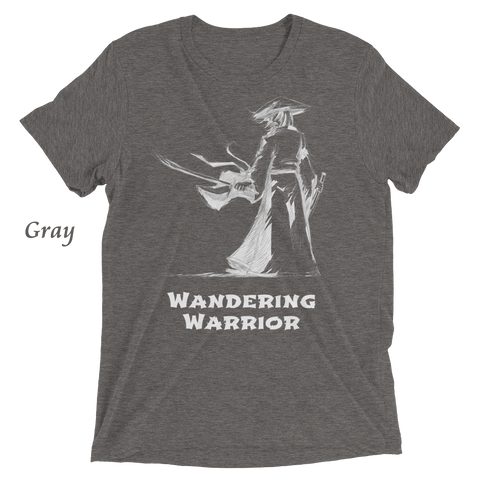 The Ryukage: Wandering Warrior T-shirt