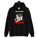"LA ""Blood Brothers"" Hoodie – Black"
