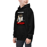"LA ""Blood Brothers"" Hoodie – Black – Kids"