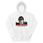 """Blood Brothers"" Hoodie #1 – White"