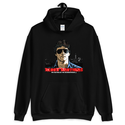 """Blood Brothers"" Hoodie #1 – Black"