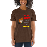 Naomi: Genius at Work T-shirt