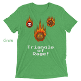 Triangle of Rage! T-shirt (Color)