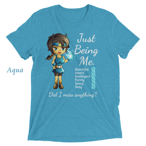 Shannon: Just Being Me! T-shirt