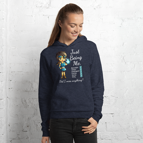 Shannon: Just Being Me Hoodie