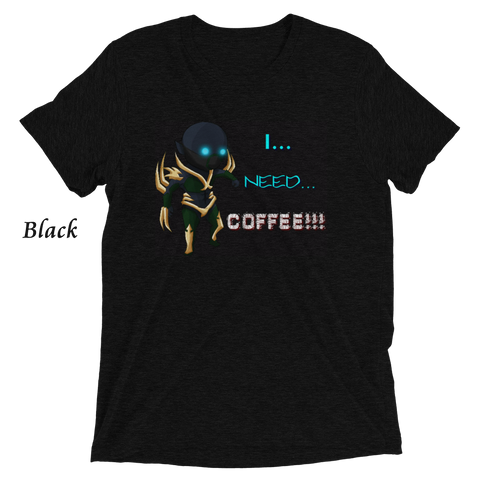 Shi`aki: I Need Coffee
