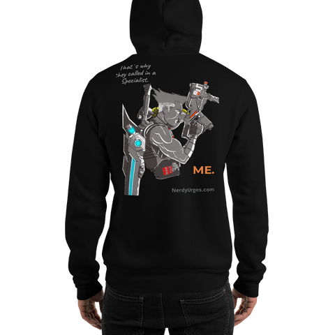 Wild FIRE: The Specialist (Vincent Stone) Hoodie
