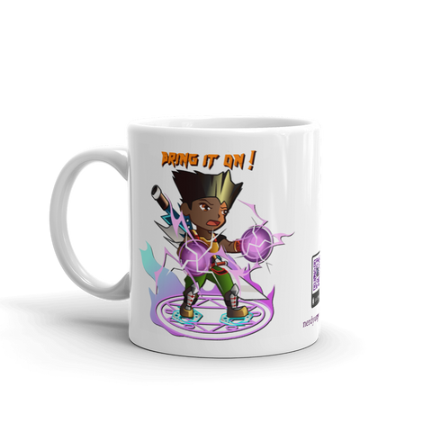 Dark Office Humor Mugs (Vincent - Blade Master)