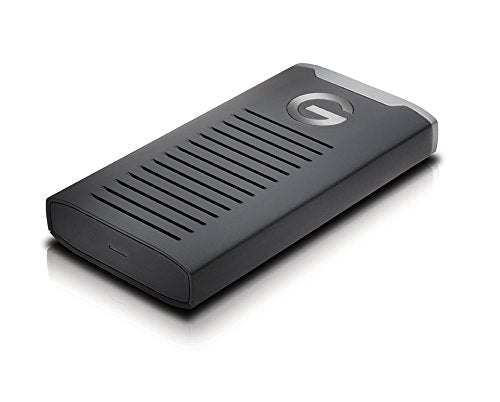G-Technology 0G06053 1TB G-DRIVE mobile SSD R-Series Solid State Storage
