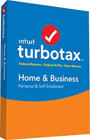 TurboTax Home And Business 2016, PC/Mac, Traditional Disc