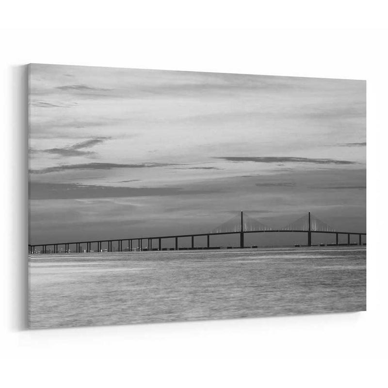 St Petersburg Skyline Canvas Wall Art