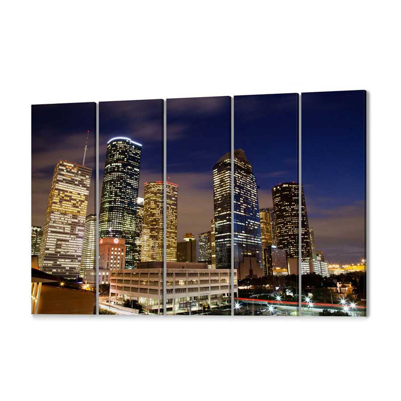 Houston Canvas Print