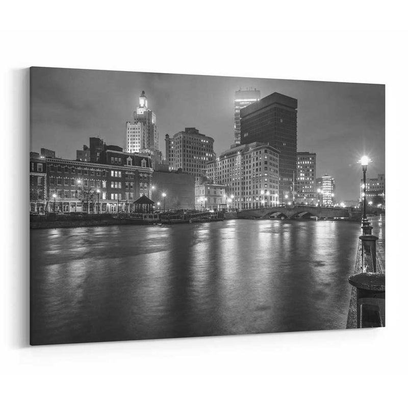 Providence Canvas Wall Art