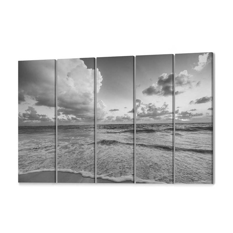 Caribbean Sea Canvas Print
