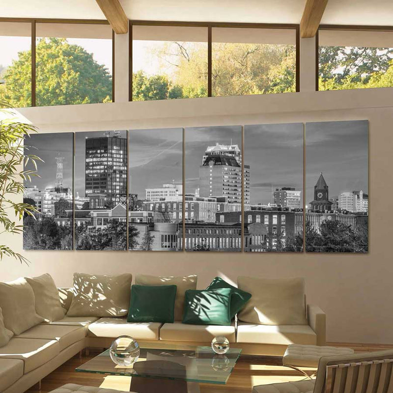 Manchester Skyline Wall Art