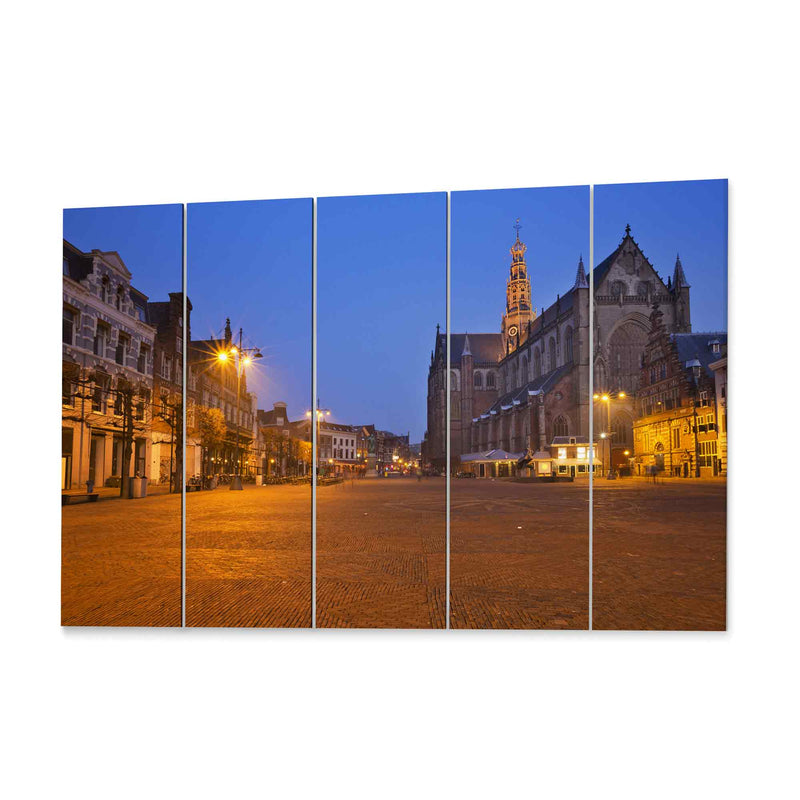 Haarlem Canvas Wall Art