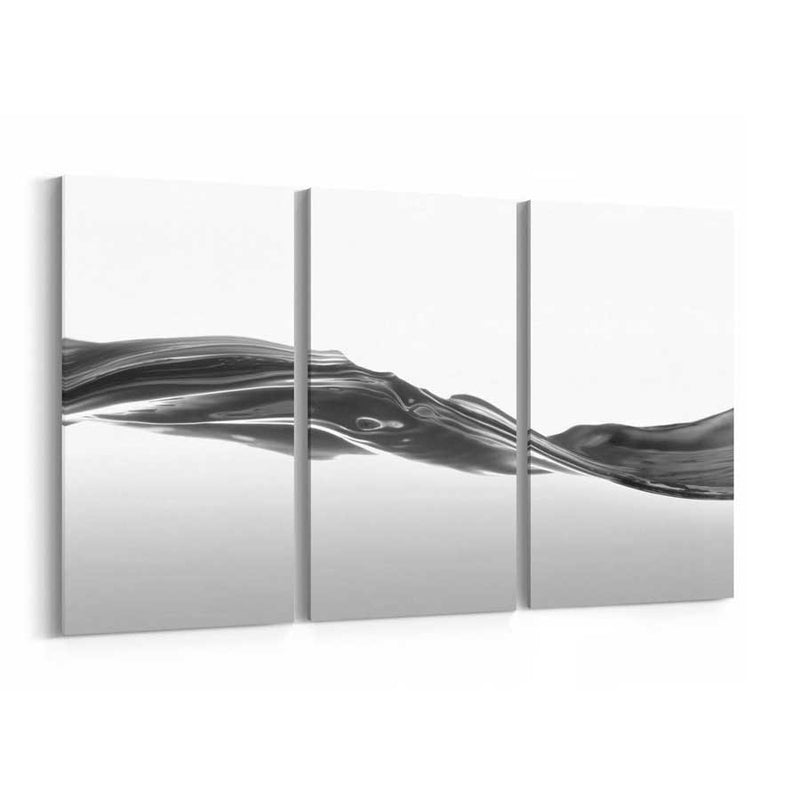 Water Waves Wave Canvas Print