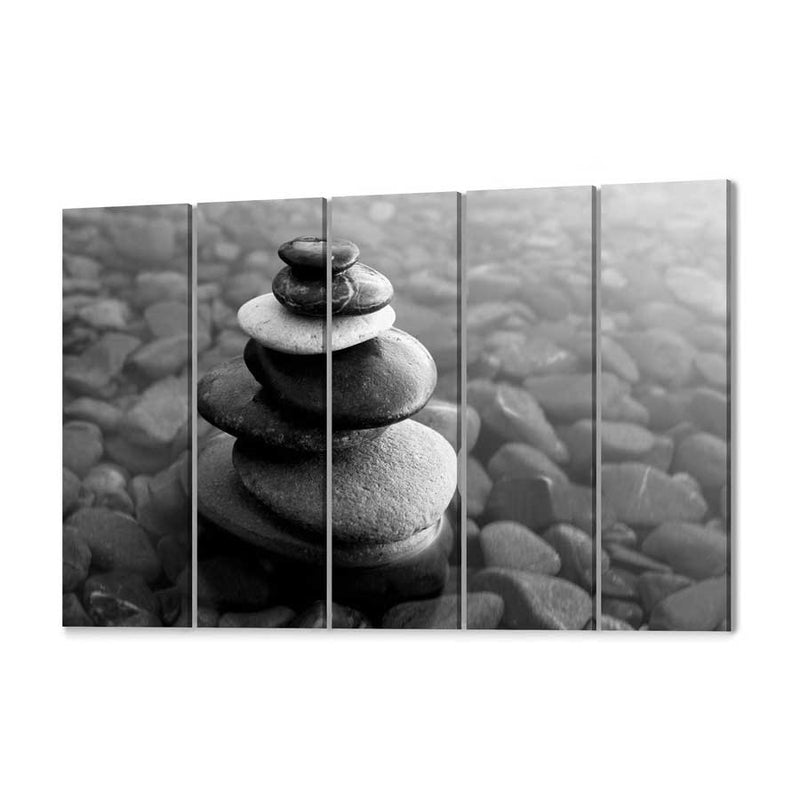 Zen Stones Wall Decor