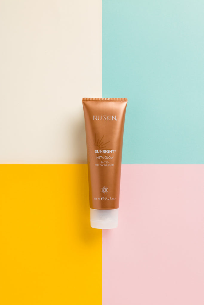 Sunright® Insta Glow Tinted Self-Tanning Gel