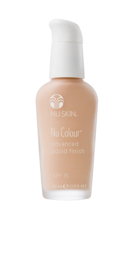 Advanced Liquid Finish with Sunscreen