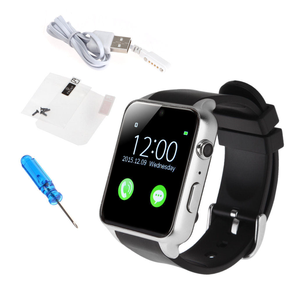 Original GT88 Bluetooth Smartwatch - IOS & Android OS