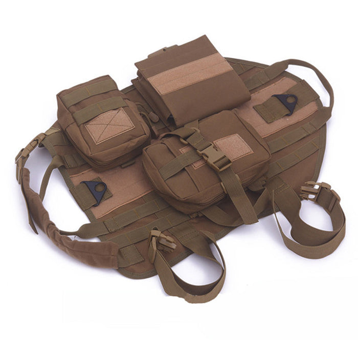 Tactical Outdoor Military & Hunting Dog Clothes