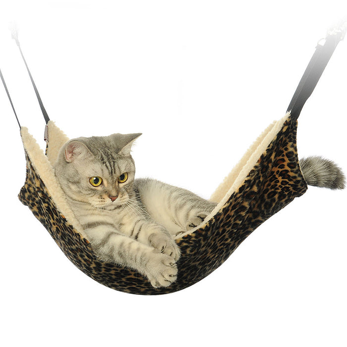 Very comfortable cat Hammock in 6 patterns.
