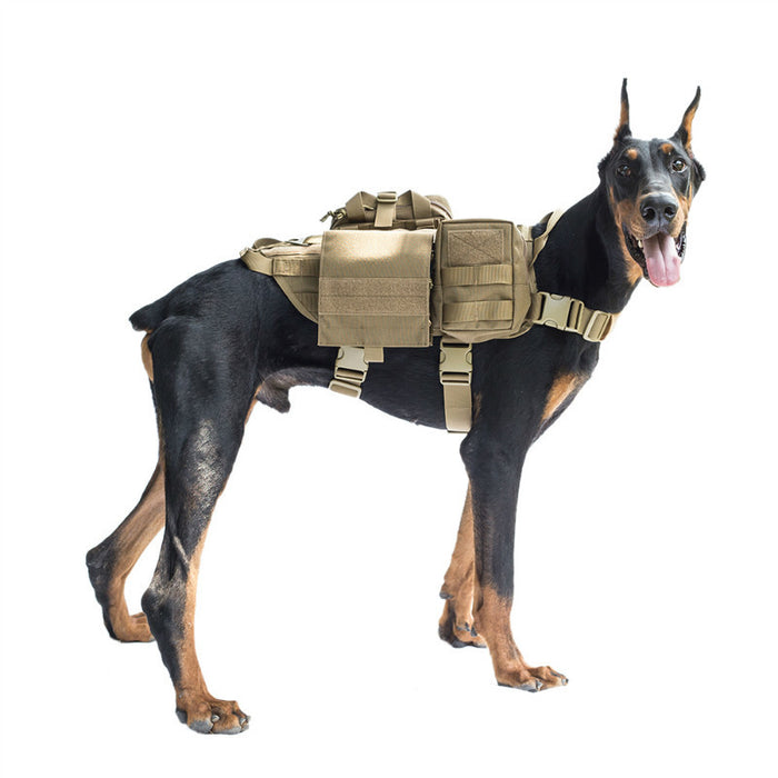 Tactical Military Dog Training Vest