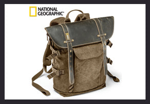 National Geographic NG A5280 Africa Series Small Backpack