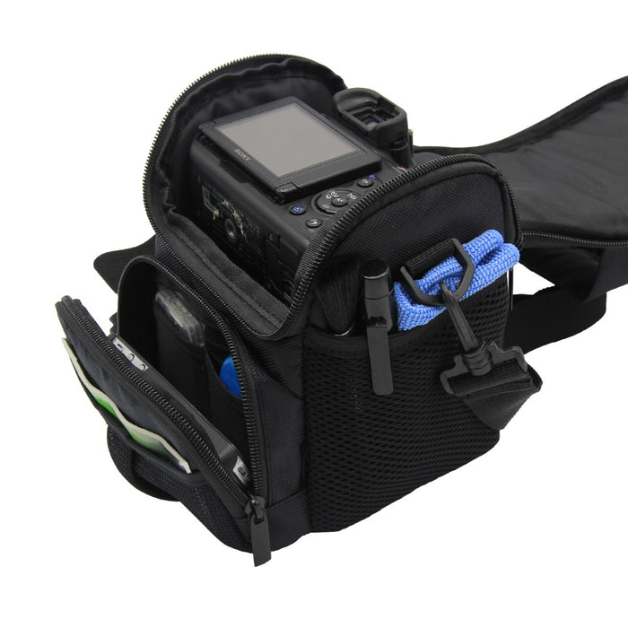 Camera shoulder bag