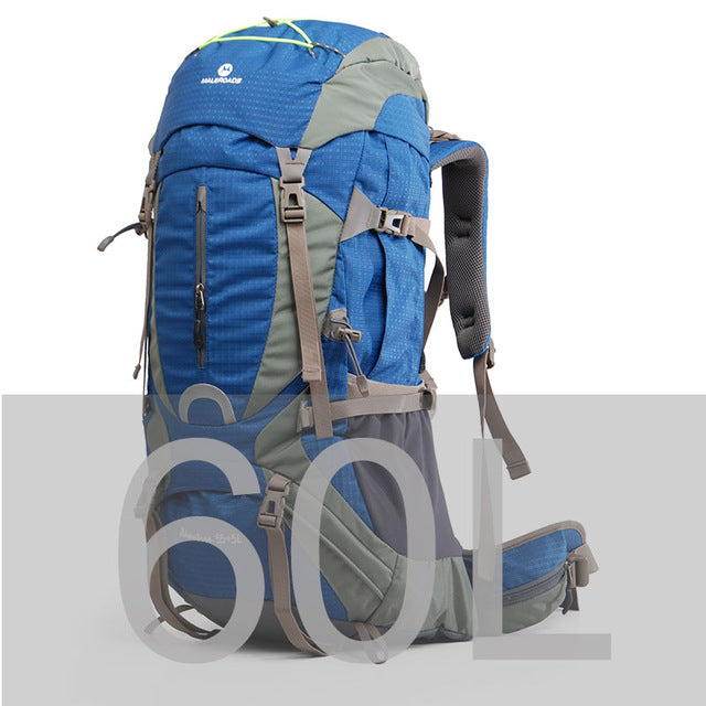 Professional Mountaineering climb backpack 50L 60L