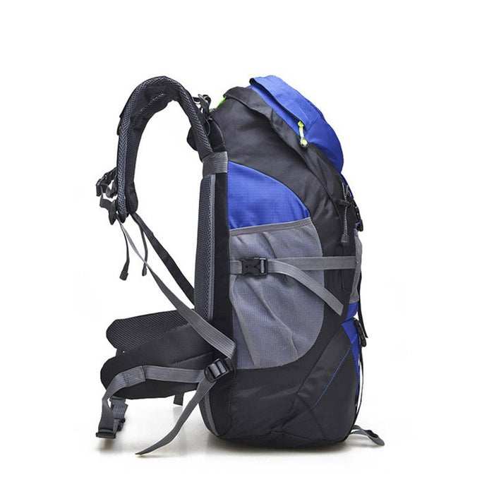50L Outdoor Waterproof Hiking Backpack