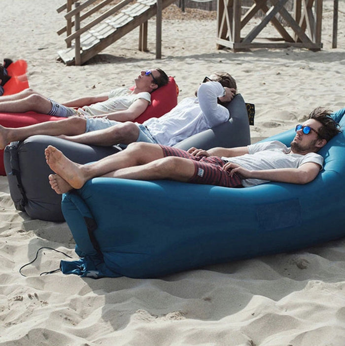 Air Sofa - Inflatable outdoor adult lazy bag.