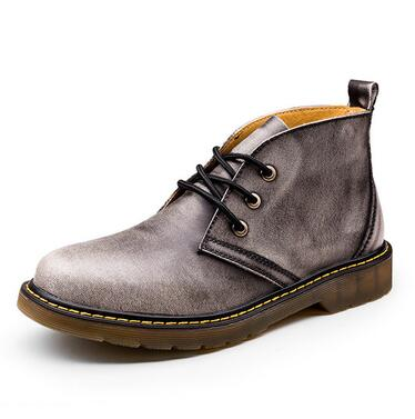 High Quality Leather Boots