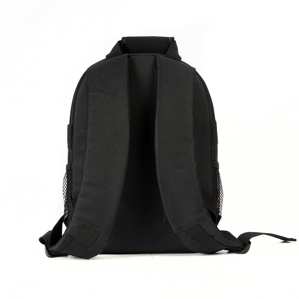Photographer waterproof double shoulder backpack