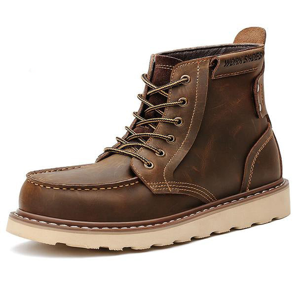 High quality handmade men boots