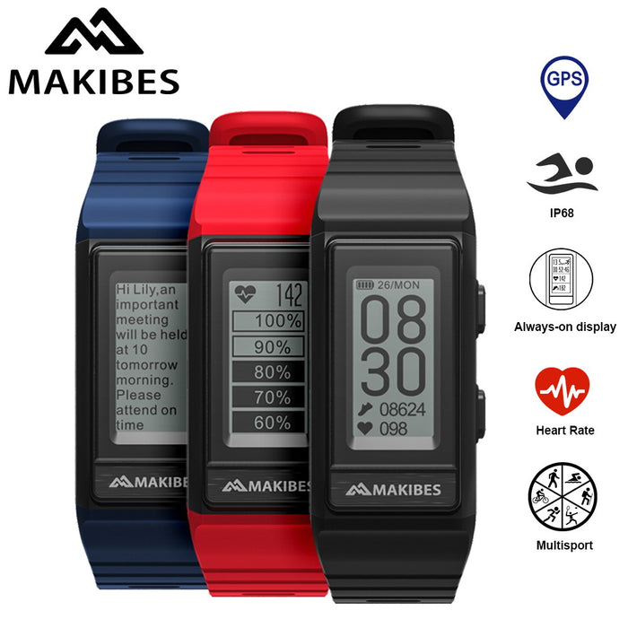 NEW G03S GPS Multisport Waterproof Smart Band
