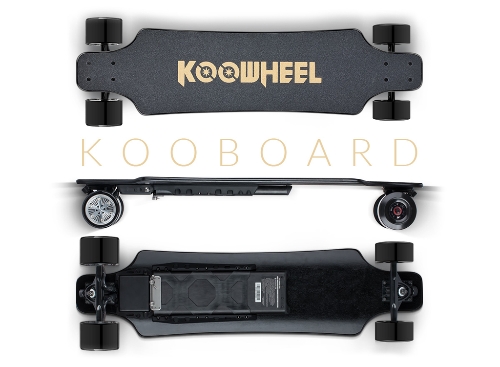 The KOOBOARD by Koowheel
