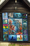MERMAID QUILT - QT351PA