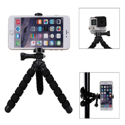 RM-95-Black Flexible Tripod - FotoproOfficial
